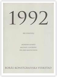 Portfölj 1992 (Ett fåtal ex finns kvar till salu)
