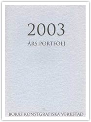 Portfölj 2003 (Only a few left)