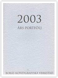 Portfölj 2003 (Ett fåtal ex finns kvar till salu)
