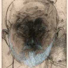 Jim Dine (US): Fifty five portraits