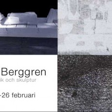 Jim Berggren: Prints and sculptures