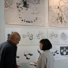 Yoshiko Shinohara, Takeshi Shinohara och Masahiro Nakamura (Japan)