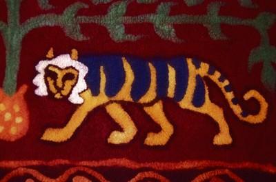 """""""Den seldjukiska tigern"""""""