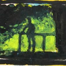 Kenneth Abrahamsson: Kring ett skuggspel
