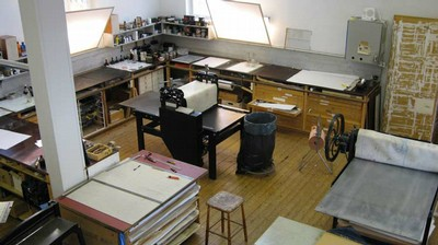 Intaglio Workshop at Ålgården