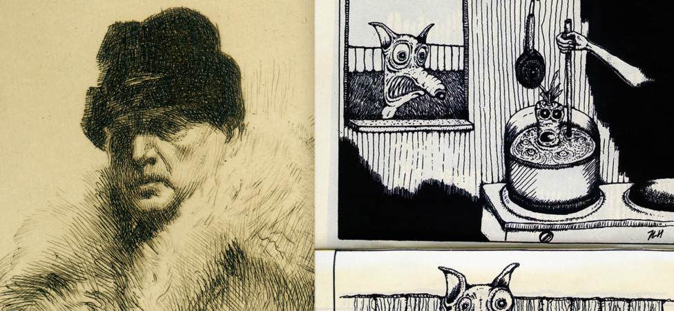 The print century – from Zorn to zines